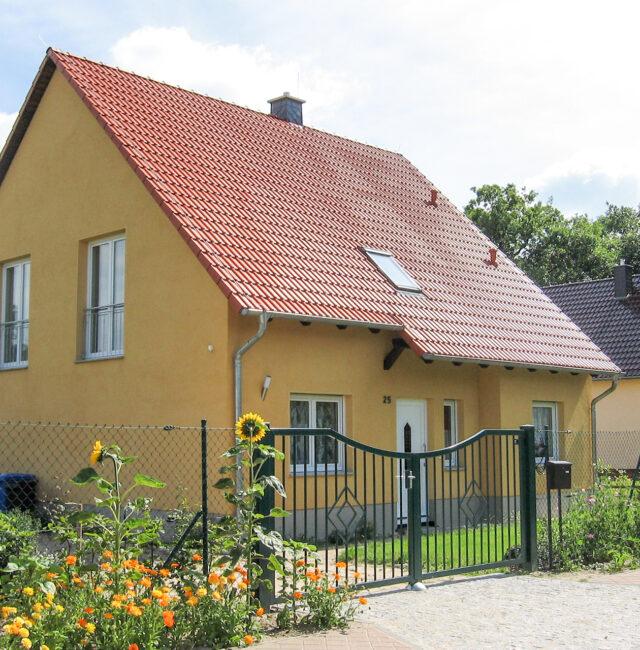 """Einfamilienhaus """"Apfelblüte"""""""