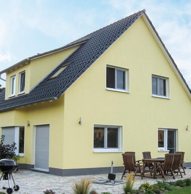 """Einfamilienhaus """"Moewe"""""""