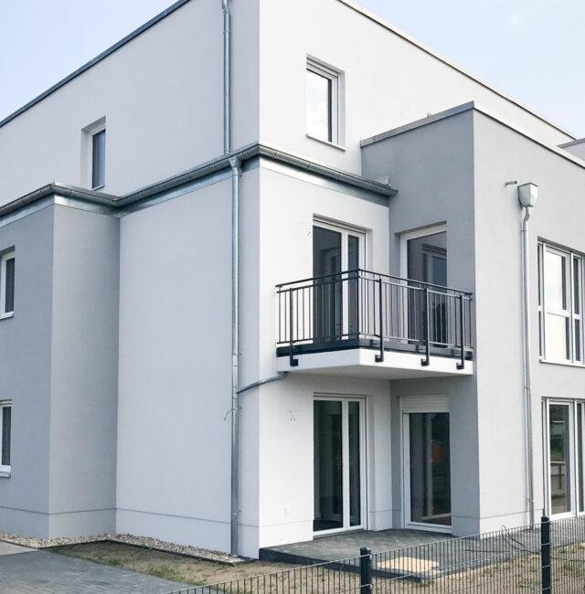 "Mehrfamilienhaus ""Havelhorn"""