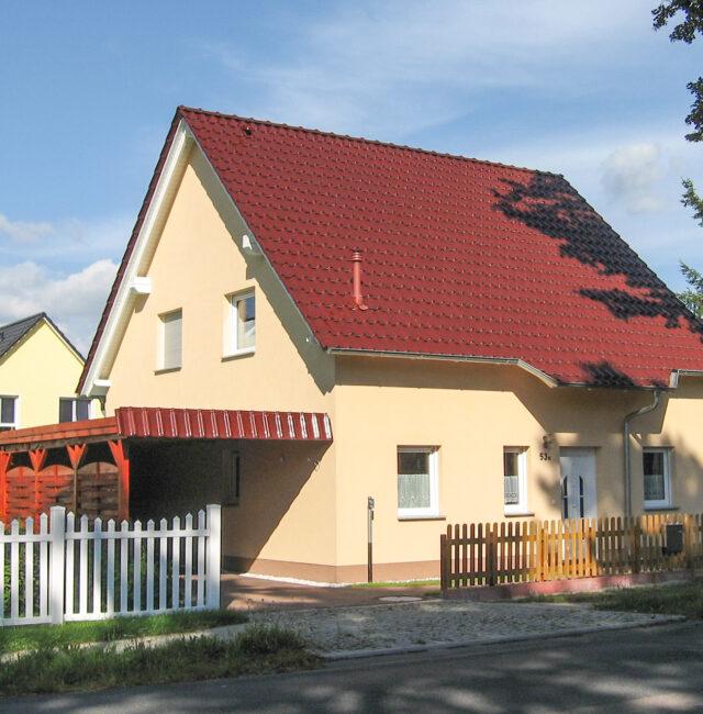 """Einfamilienhaus """"Drewitz"""""""