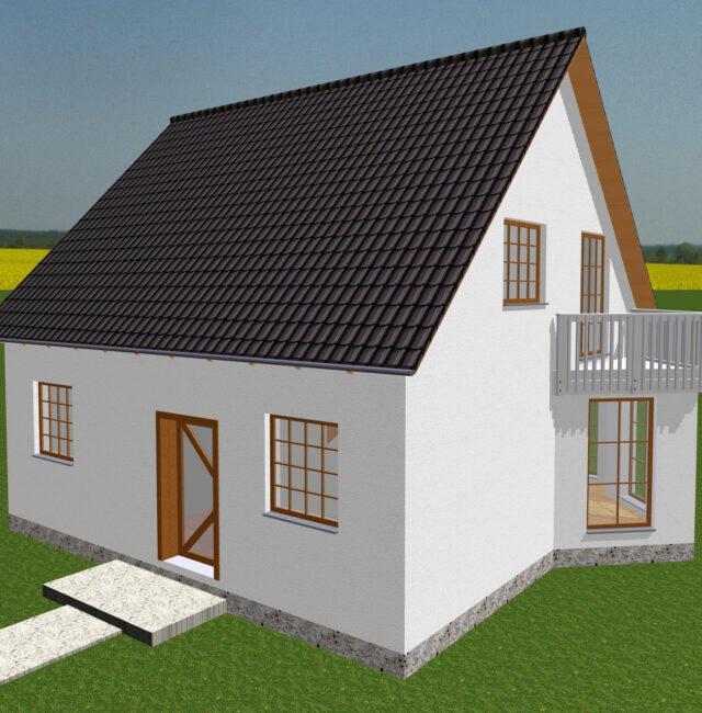"Einfamilienhaus ""Kleeblatt"""