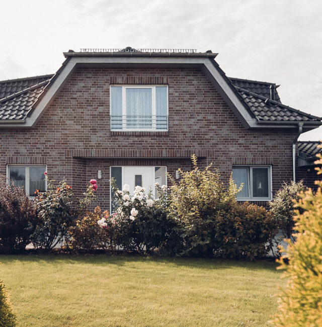Einfamilienhaus Klinkerwunder